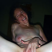 44 year old Shelly - backdoor girl 1