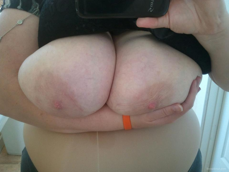 Commit Bbw cum filled pussy really