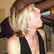 Swinger Wife Black Cock Crazy Slut loves being overwhelmed by BBC set III