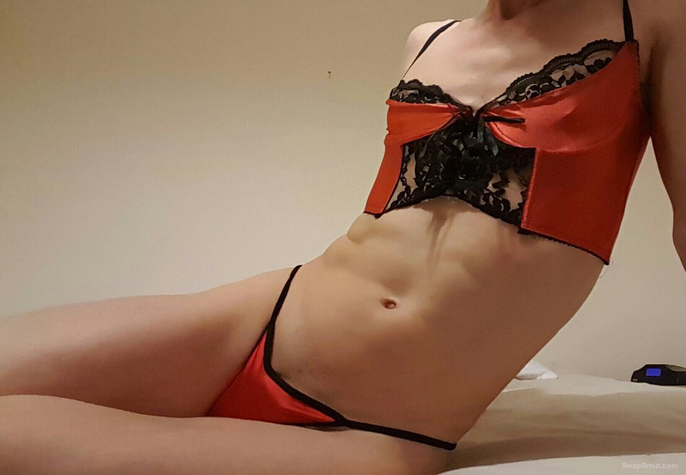 A few lingerie pics of new outfits wanted to share