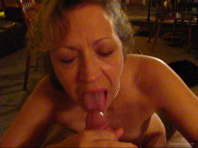 Hottest Blowjob From Wife