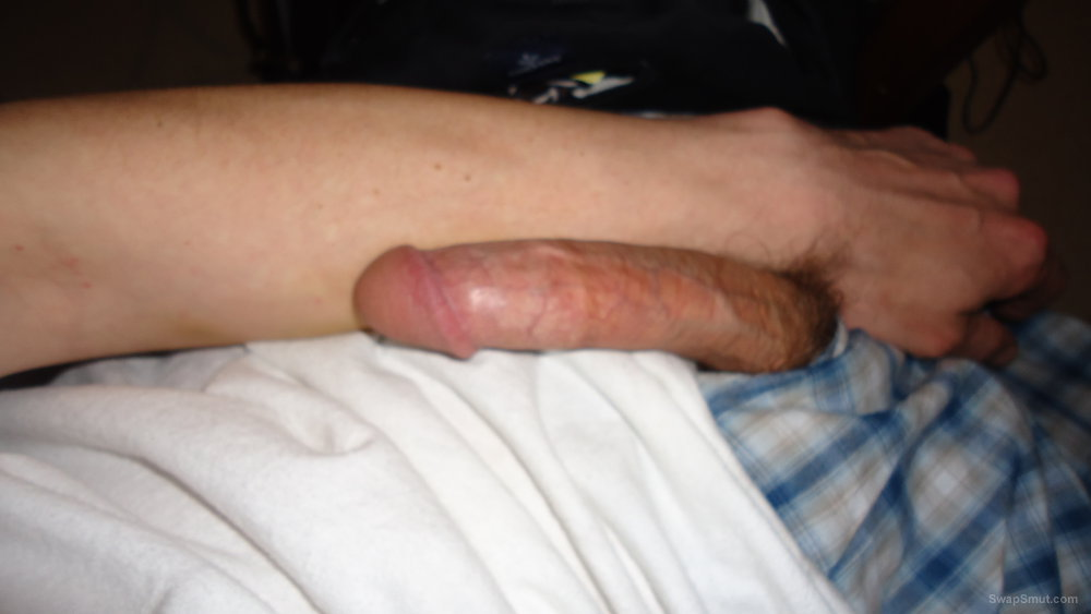 Just me taking selfies of my cock when erect and flaccid