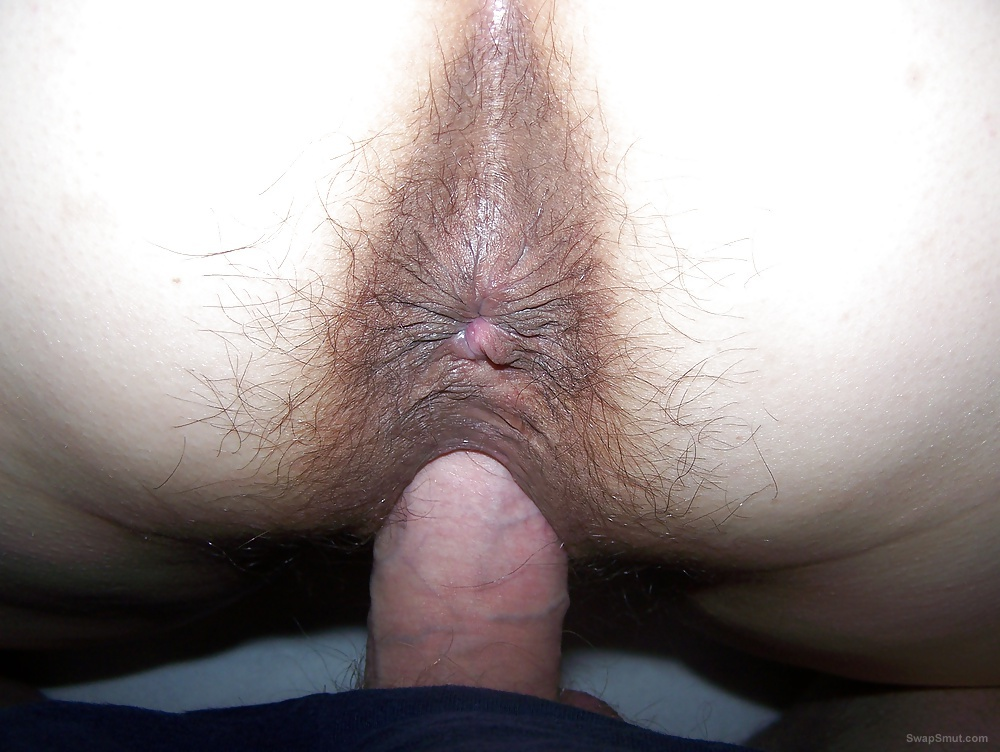 My hairy wife fucked and prepared to pump her full of cum