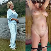 Mature granny from Northamptonshire UK