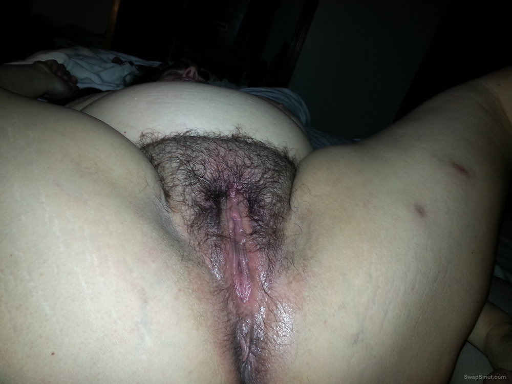 One can wifes hairy hole she