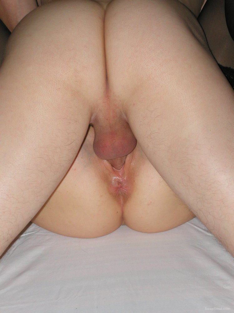 My wife having sex with a well endowed stranger fucking her bareback