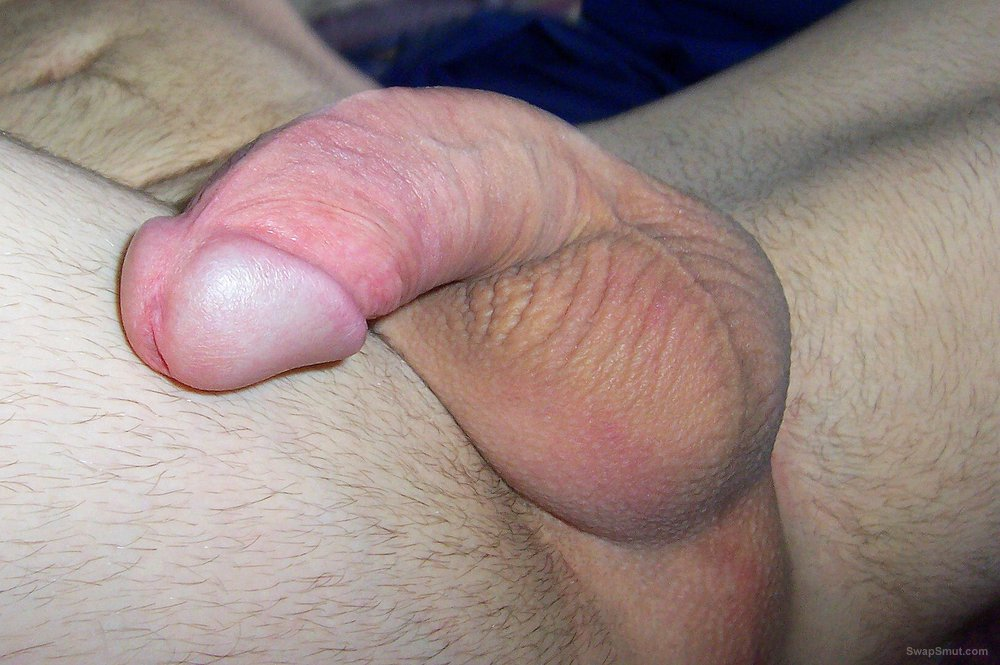 My cock pics flaccid and erect