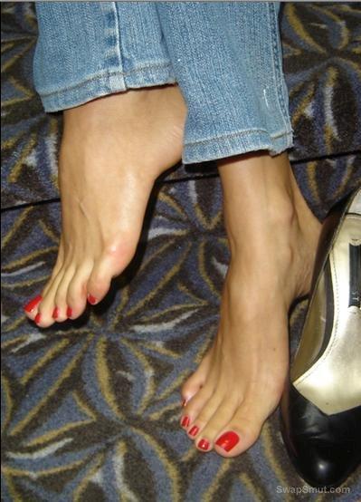 more sexy feet