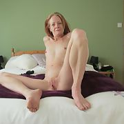Redheaded fuck slut is a whore sometimes and just a slut sometimes