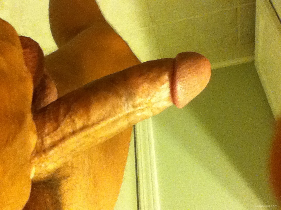 Lonely afternoon playing with my hard cock