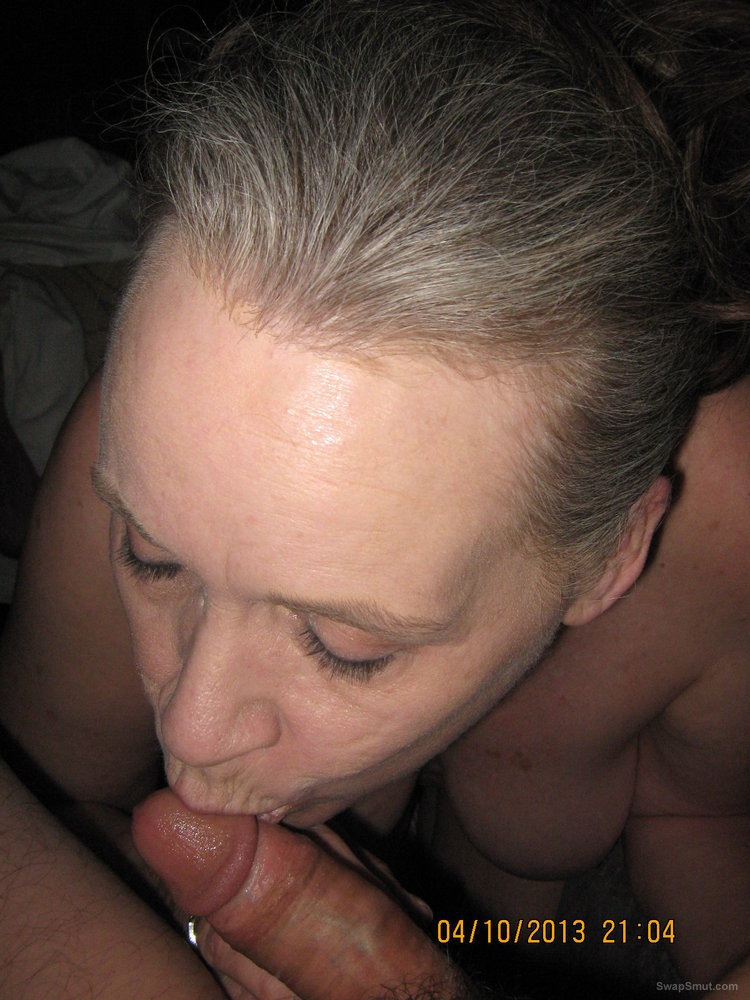 Sweet pussy working her mouth again using oral skills cock and balls