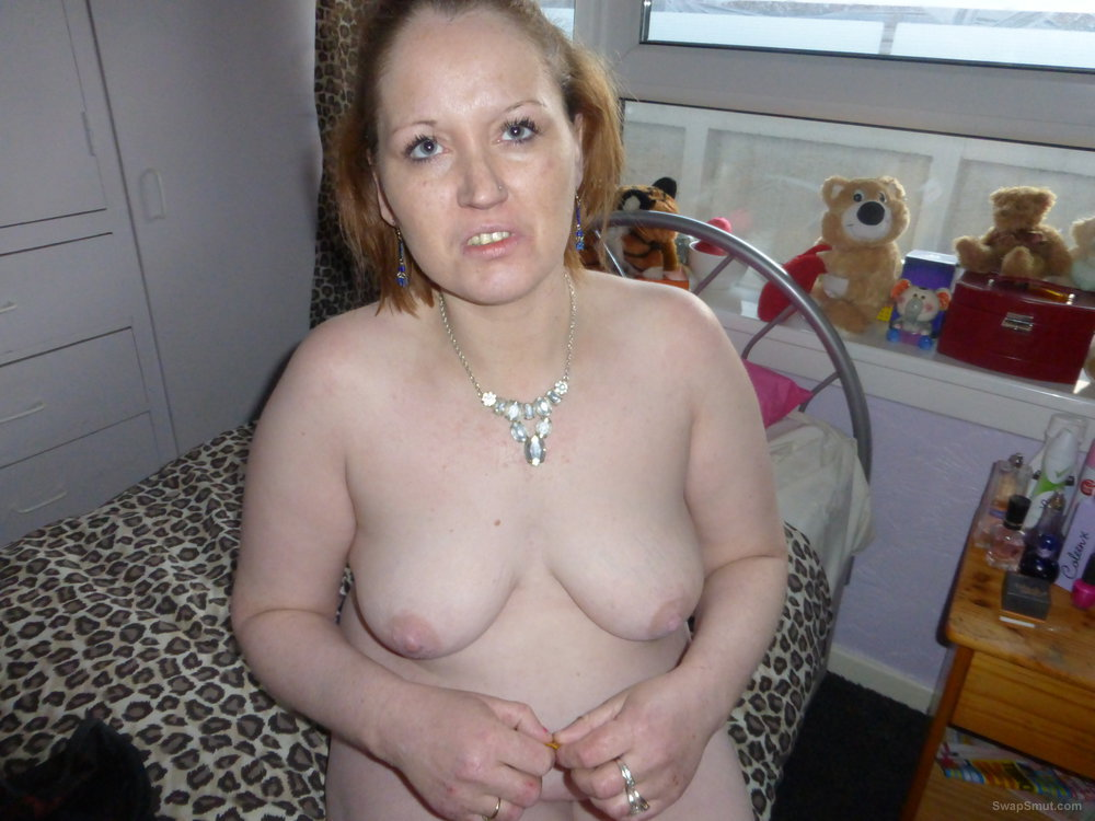 A naughty BBW that I met on a trip to London