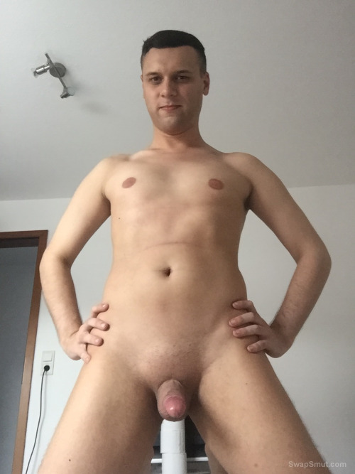 Sweety german gay with nice ass and cock