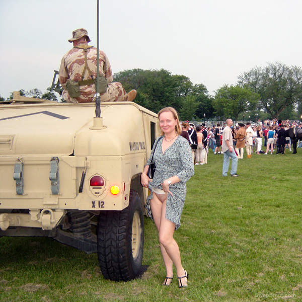 military sluts