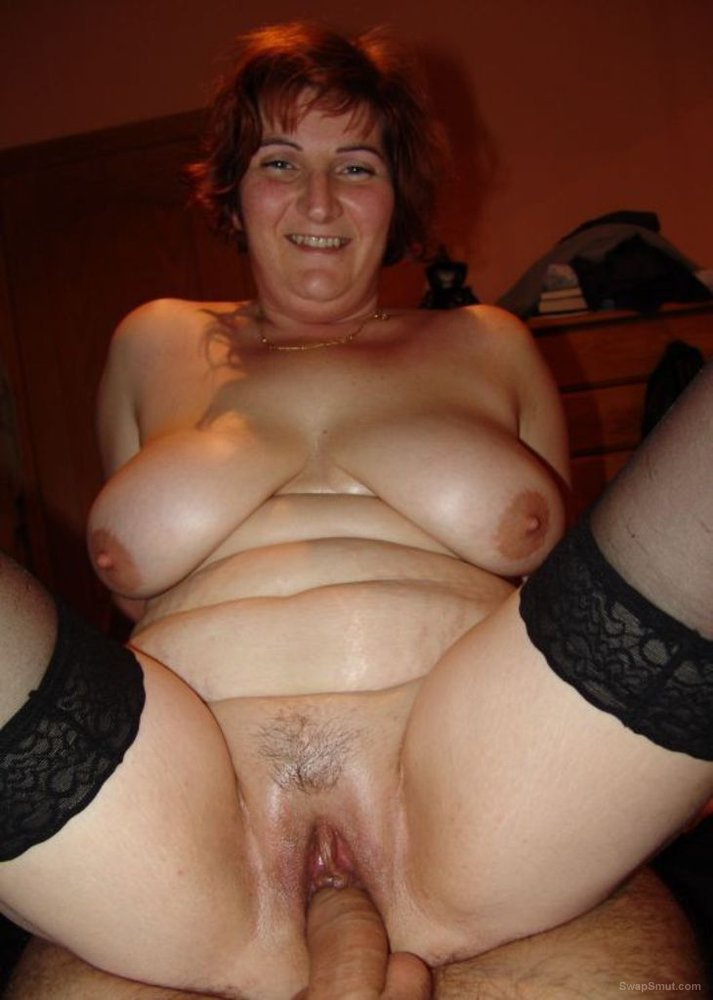 Chubby Mature Amateur Doggy