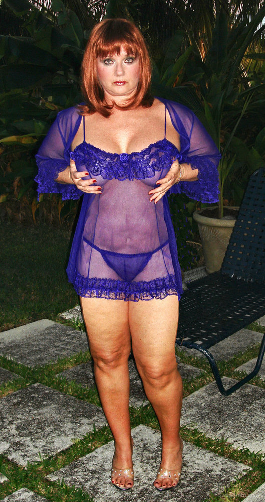 60 year old curvy sexy granny loves to show off