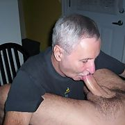 Tommy1 blowjob his hairy friends