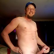 Mattie showing off my cock proudly