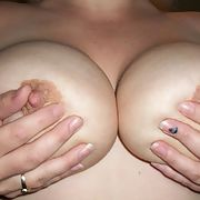 My wife's saggy tits are out all the time