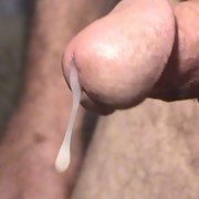 Close Up Hot Shots Of Hard Cock