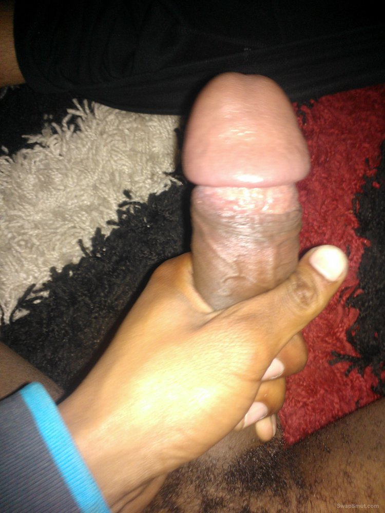 Black juicy bcock waiting for some pussy to stuff