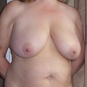 First time show for my blond milf