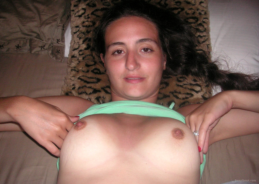 Pretty Wife Arya Loves to Have Her Breasts Played With