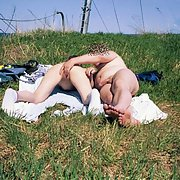 Amateur Mature Public Nudity Touching Wife Up Outdoors