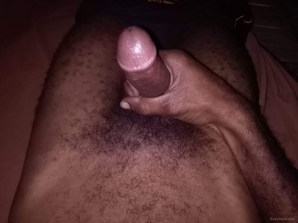 My brown cock , hope you like it