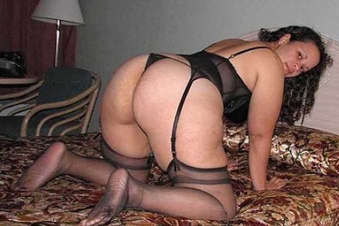 PHAT ass BBW late night booty call from a few years back