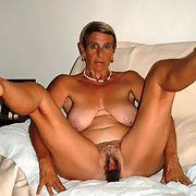 Hot 68 year old Granny with a ass most BBCs would love to fuck