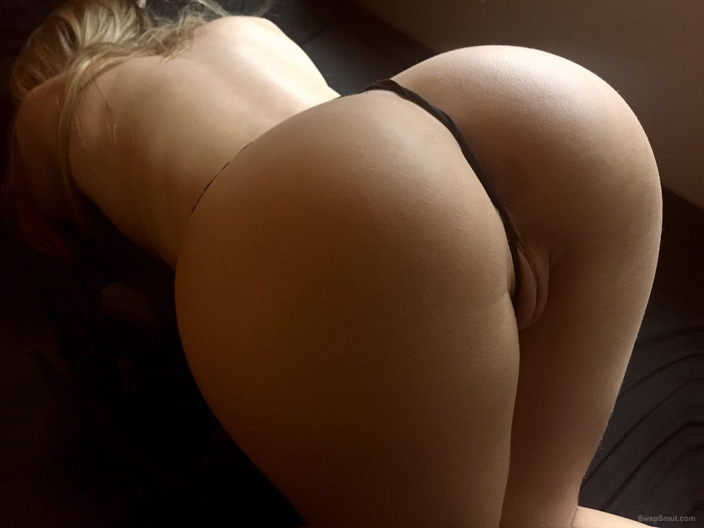 Sexy blonde pert butt fucked by big dick