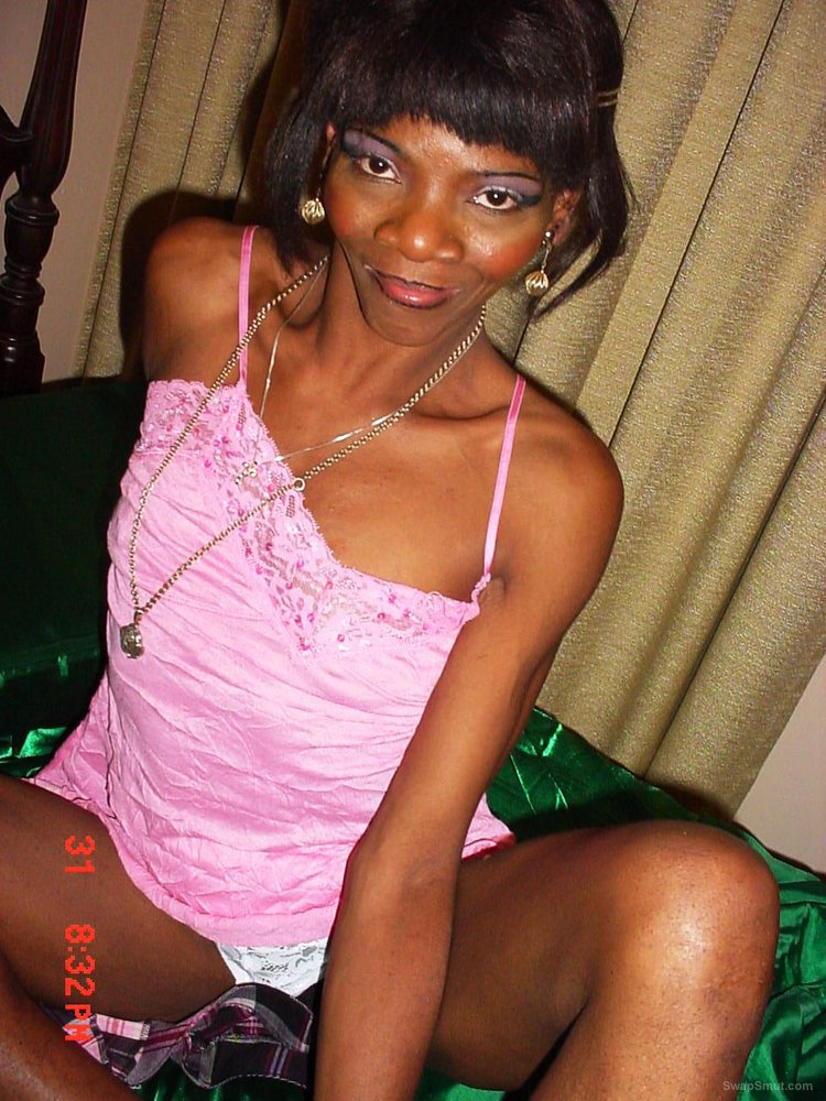 One of My SEXY Black Girlfriends from The Hood
