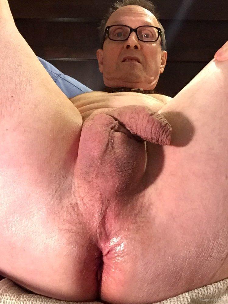 Exposed Faggot Pervert Slut Probes Asshole