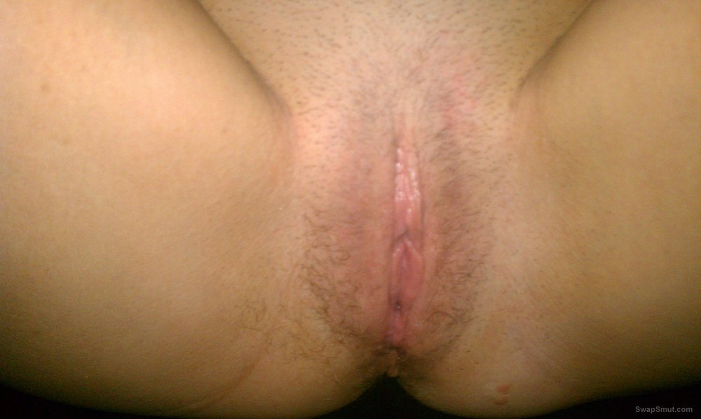 cum on my wifes picture
