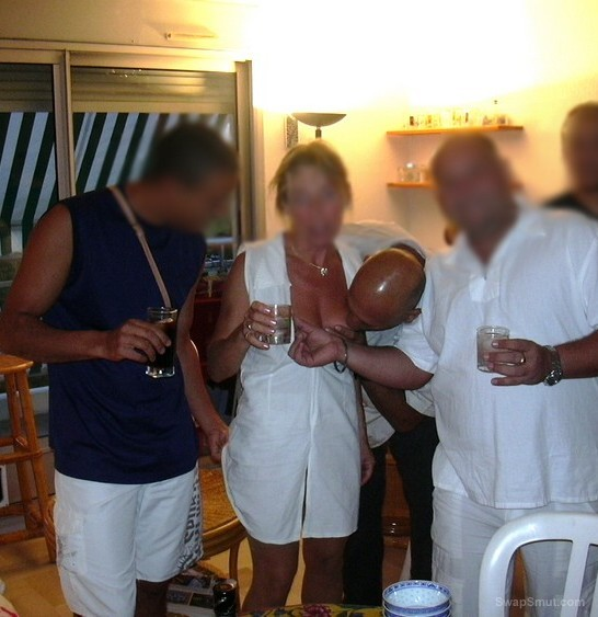 wifes pvt swinger party
