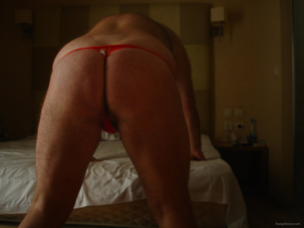 Panties fun in hotel for your and mine pleasure all day and all night