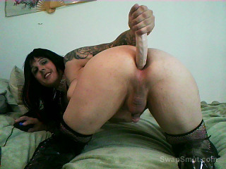 crossdressing dildo slut cum whore anal sex toy and fisting