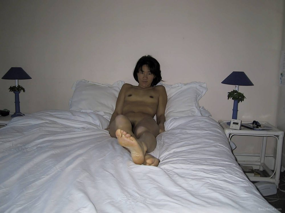 Another hot wife to be spread hope you like Asian amateur pussy