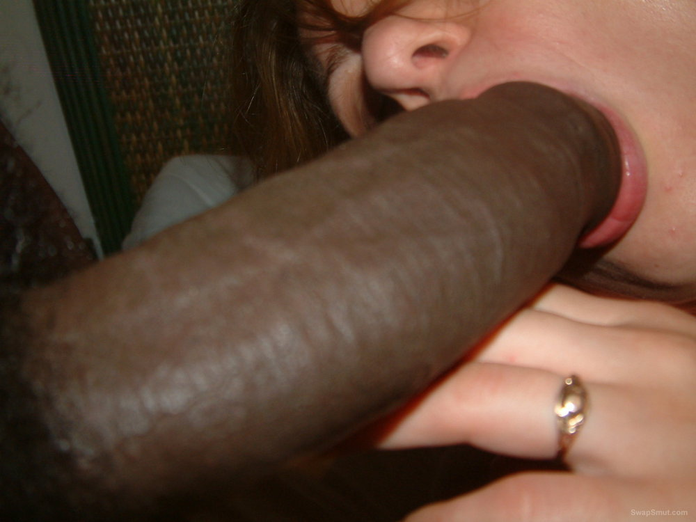sexy wife BONNIE and a BIG BLACK COCK