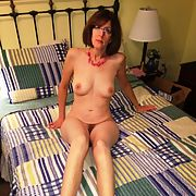 Exhibitionist slut Wife loves to show off and have strange men comment