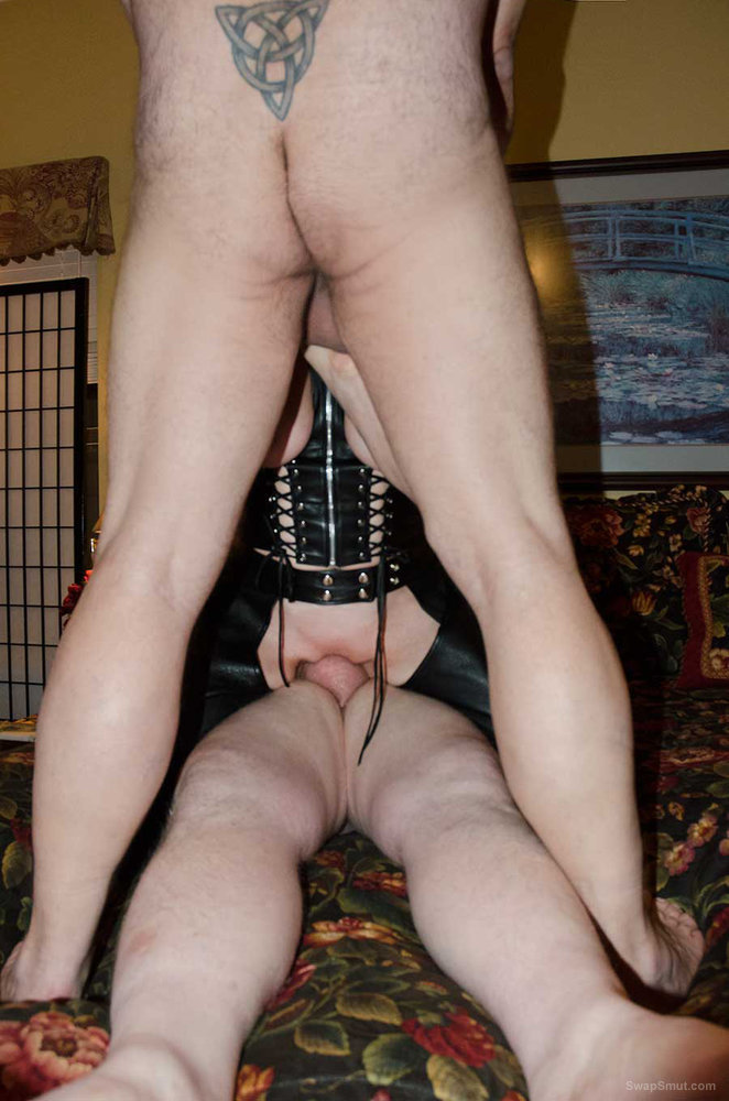 Mistress Malicia's Tuesday Night Trio Threesome Sex On Love Swing