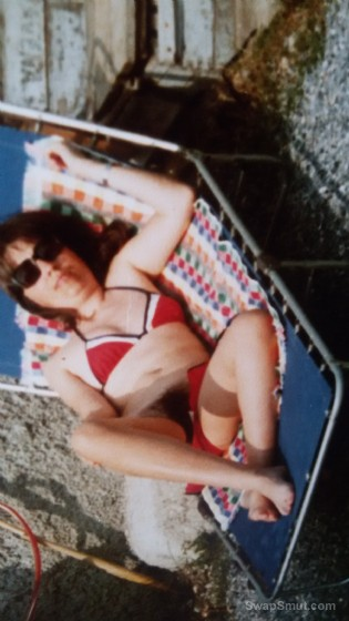 My swinging wife Marianne through the years #3