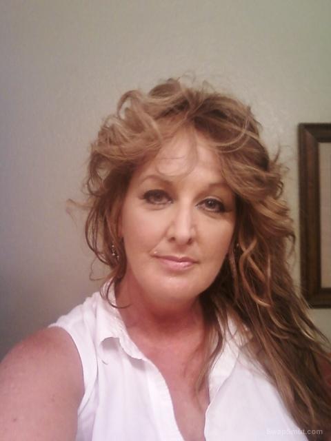 My wife again