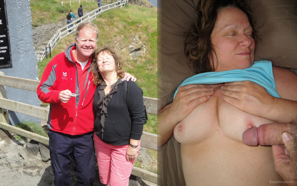 Karenkri in Ireland - dressed and undressed