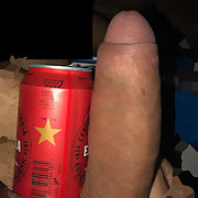Want to use this big and thick cock in any way you want