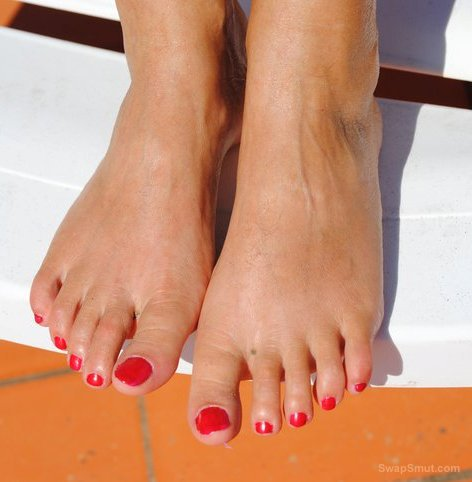 sexy toes I dream of