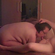 My wife being a big titted cock teasing woman oral and riding