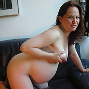 Shy pregnant wife exposed nude online for all to enjoy