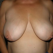 My big boobs and erect nipples